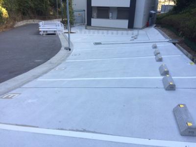 【駐車場】エヌエムサンカンテキャトフ B棟