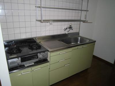 【キッチン】ジュネスルーセント
