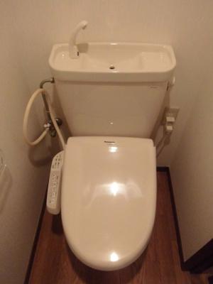 【トイレ】ジュネスルーセント