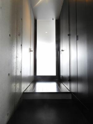 【玄関】オービットステージ北堀江