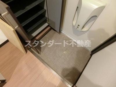 【玄関】みおつくし堂島Ⅱ
