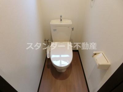 【トイレ】みおつくし堂島Ⅱ
