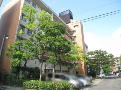 【外観】東大路高野第2住宅11号棟