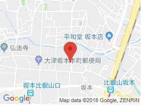【地図】エイトハイツ坂本