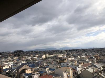 【展望】ライオンズマンション上野芝ガーデンシティ