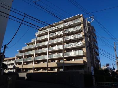 【外観】中野坂上パークホームズ