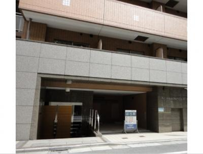 【外観】メゾン・ド・ヴィレ日本橋茅場町