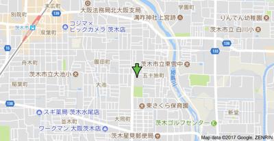 【地図】セントレージ延原