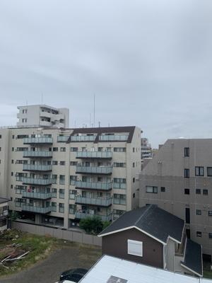 6階なので中々の高さです