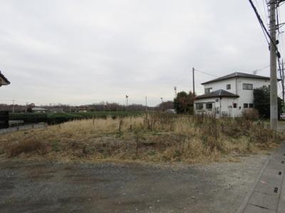 【外観】鶴ヶ島市太田ヶ谷売地