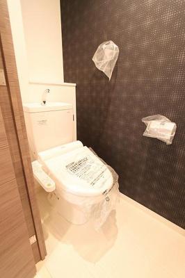 【トイレ】スワンズ江戸堀ウエストパーク