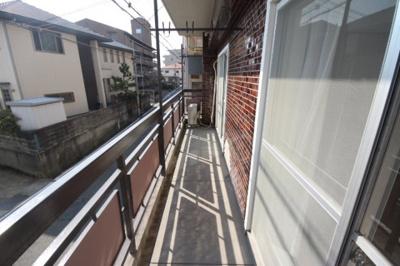 【バルコニー】篠原北町ビル