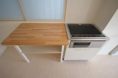 【キッチン】篠原北町ビル