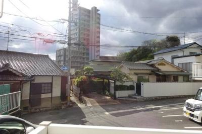 【展望】ハイツハーモニーA棟