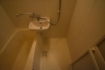 バス トイレ別です。