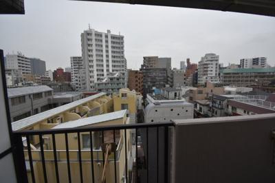 陽当り 眺望良子なお部屋です。