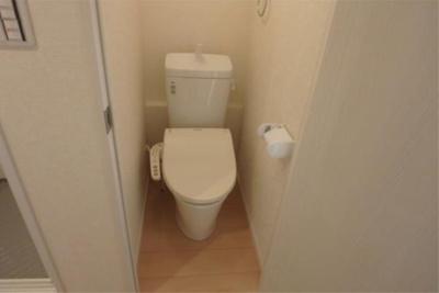 ソフィアハミングのトイレです