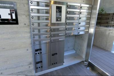 メールボックス、宅配ボックス、