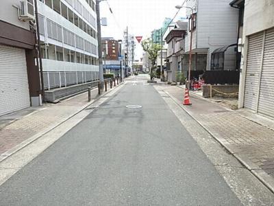 【前面道路含む現地写真】マザーハーツ小路1丁目 1区画
