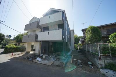 【外観】保土ヶ谷区今井町全3棟 新築戸建て