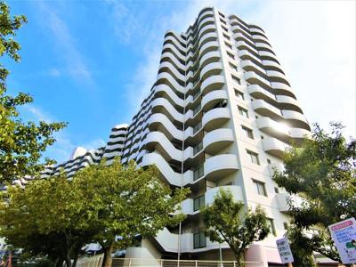 月々3万円台で購入可能!!平成2年12月建築!エレベーター付きマンション♪