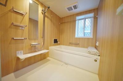 【浴室】保土ヶ谷区今井町全3棟 未入居戸建て