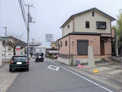 【前面道路含む現地写真】京都市伏見区桃山町遠山
