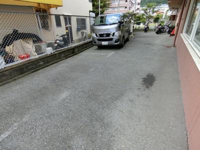 【駐車場】ブランコート外院