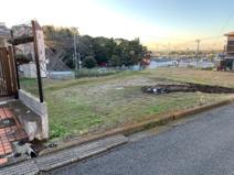 袖ヶ浦市蔵波 建築条件なし売地 袖ケ浦駅の画像