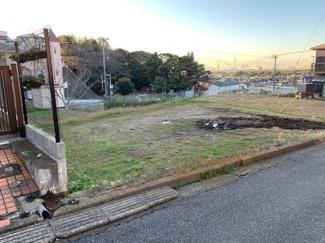 【外観】袖ヶ浦市蔵波 建築条件なし売地 袖ケ浦駅