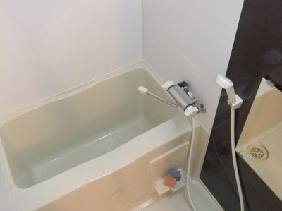 堀切イリスタワー31Fの落ち着いた空間のお風呂です(同一仕様写真)