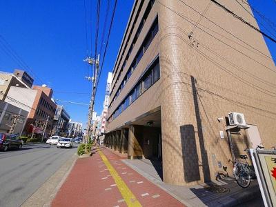 【周辺】奈良上三条ビル