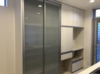 【キッチン】大村市植松1丁目 築後未入居住宅 エクリュ植松