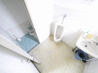 【トイレ】富雄北ビル