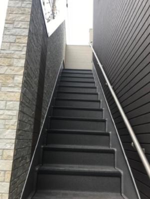 gendarme 堀ノ内の階段