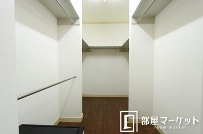 【収納】梅坪町戸建住宅