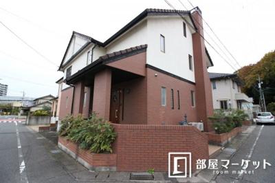 【外観】梅坪町戸建住宅