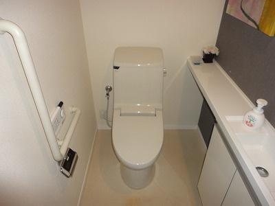 【トイレ】タワーザ上町台