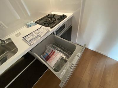 ■新しい食洗器です。