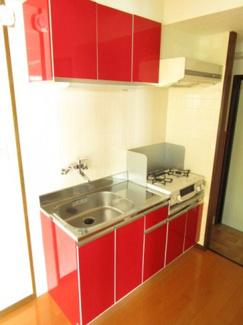 【キッチン】APT新城