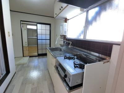 【キッチン】ニューグリーンハイツ