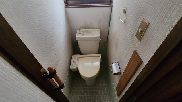 【トイレ】神戸市兵庫区熊野町3丁目 中古戸建