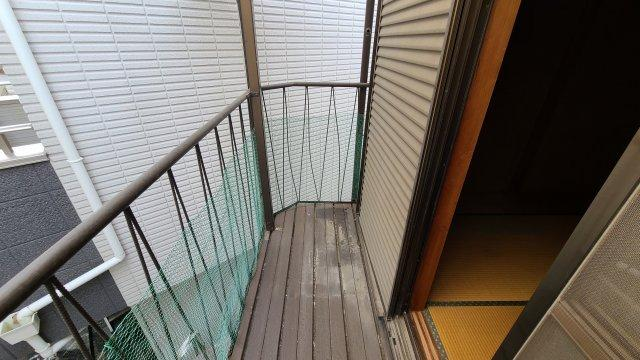 【バルコニー】神戸市兵庫区熊野町3丁目 中古戸建