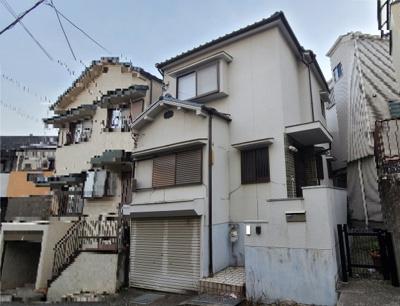 【外観】神戸市兵庫区熊野町3丁目 中古戸建