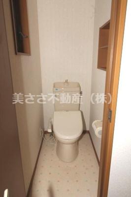 【トイレ】ラウレア