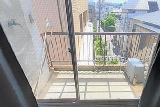 【バルコニー】阿倍野区丸山通2丁目中古戸建