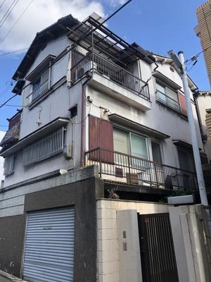 【外観】阿倍野区丸山通2丁目中古戸建