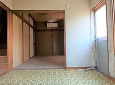 【居間・リビング】阿倍野区丸山通2丁目中古戸建