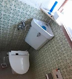 【トイレ】阿倍野区丸山通2丁目中古戸建