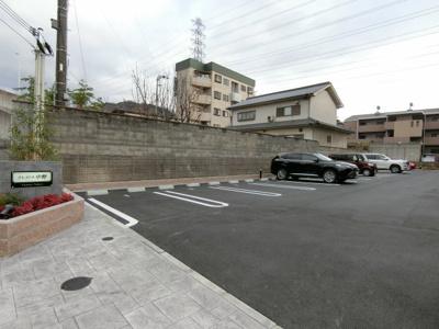 【駐車場】クレメント中野